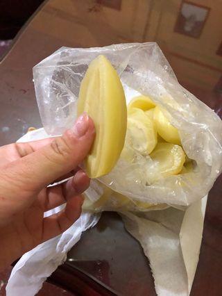Manisan mangga (homemade)