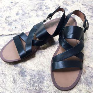 H&M Cross Strap Sandals