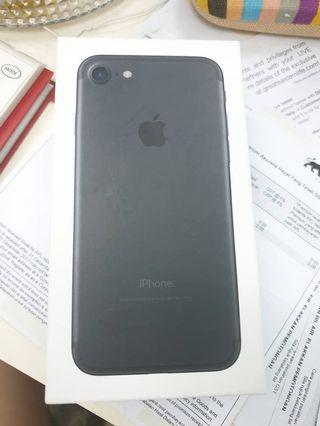 Iphone 7 tip top condition