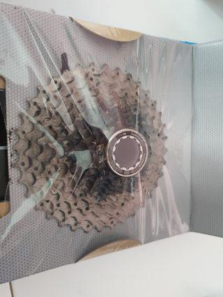 Shimano Deore CS-50-10 10speed 11-36T Cassette