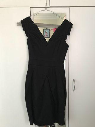 Luvalot Black Dress