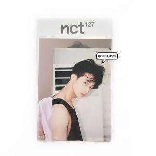 [INSTOCKS] NCT 127 Regular-Irregular Sum Photo + Postcard Set