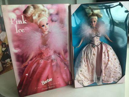 🚚 Pink Ice Barbie