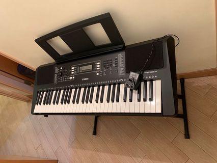 Yamaha PSR E363電子琴61鍵