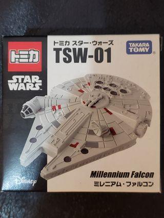 Tomy Starwars TSW-01 Millennium Falcon