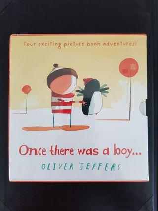 🚚 018. Once there was a boy... : Boxed Set