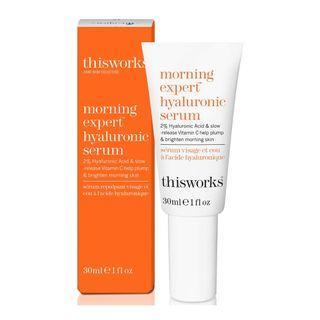 Thisworks Morning Expert Hyaluronic Serum
