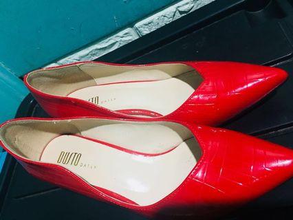 222619cda0 red pump | Women's Fashion | Carousell Philippines