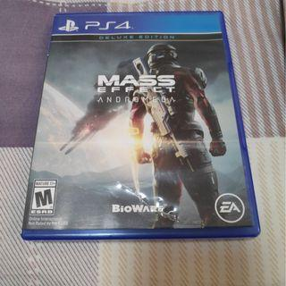 PS4 Mass Effect Andromeda $15
