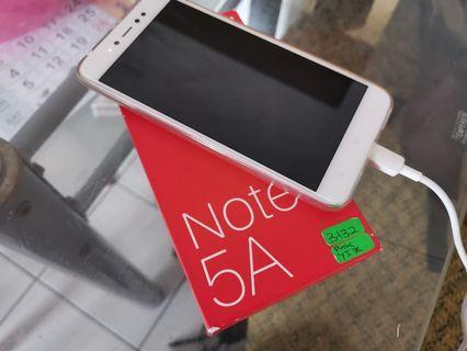 Redmi Note 5A 32GB ROM 3GB RAM GLOBAL