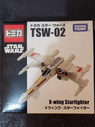 Tomy Star Wars TSW-02 X-Wing Starfighter
