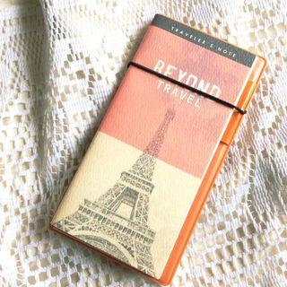 Beyond Travel - Compact Travel Planner/Journal.