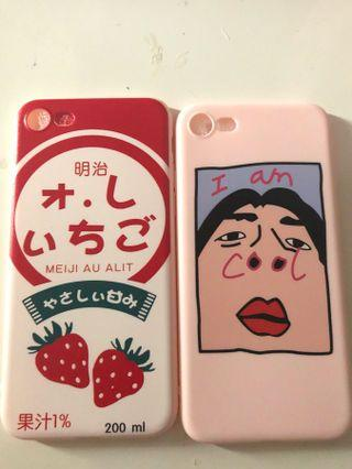IPhone 8 Phone casing cover