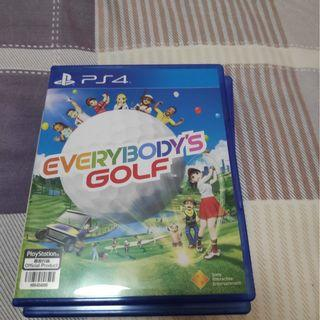 PS4 Everybody's Golf $20