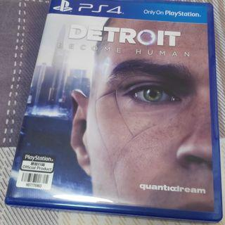 PS4 Detroit Become Human $30