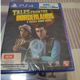 PS4 Tales from the Borderlands $5