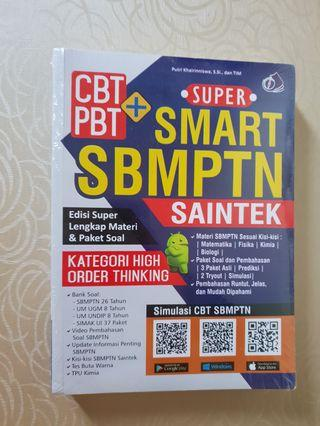 BUKU SUPER SMART SBMPTN (SAINTEK)