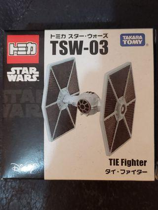 Tomy Star Wars TSW-03 The Fighter