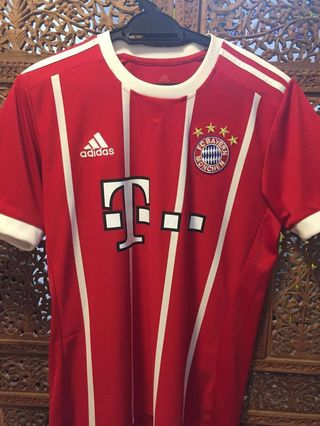 6029aa831ab Jersey Bayern Munchen Home 20162017 Original - discount price cheap ...