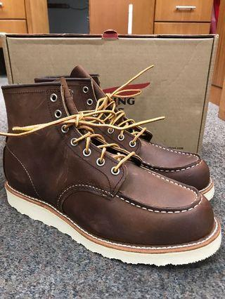 Red Wing Heritage Boots MOC 8880 US9D Bourdon Yama