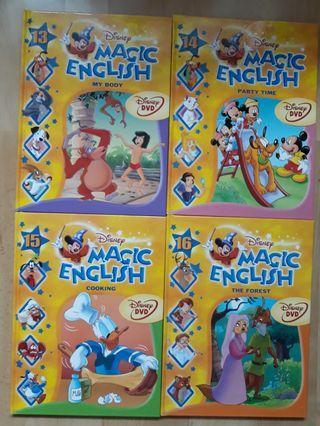 🚚 Magic English B13 to 24 #ENDGAMEyourEXCESS