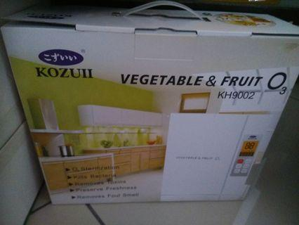 Cookware set, 8 in 1 cook master & vege purifier