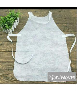 BN Disposable Non-Woven Apron (Adult / Kids)