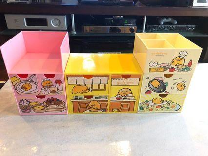 🚚 蛋黃哥收納盒