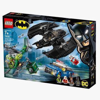MISB Lego 76120 DC Superheroes Batwing and the Riddler Heist #ENDGAMEyourEXCESS