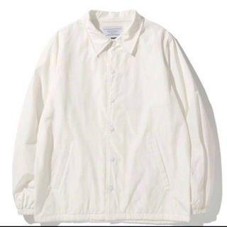 🚚 「面交再折100元」Record 白色教練外套