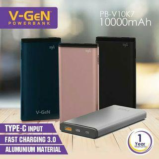 Power bank real fast charging