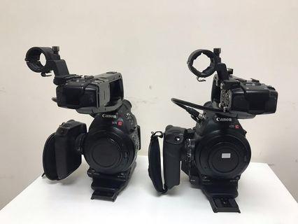 Canon C100 Cinema