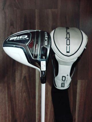 Cobra Bio Cell + Driver S fllex with original headcover and Attas 5 Gogo UST shaft (not titleist, mizuho, taylormade golf)