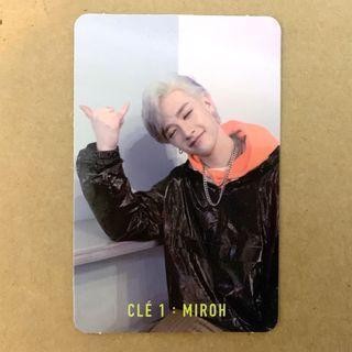 [WTT/WTS] Clé 1 : MIROH Photocard