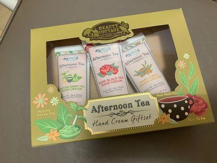 Beauty Cottage Afternoon Tea Hand Cream Gift Set