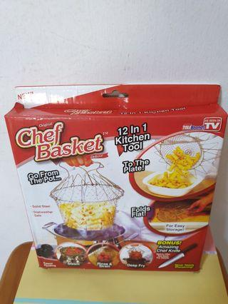 (New) Chef Basket