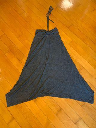 Jersey bandeau jumpsuit 針織連身褲