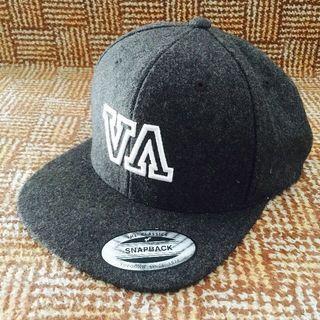 RVCA SnapBack Cap by PM Tenore