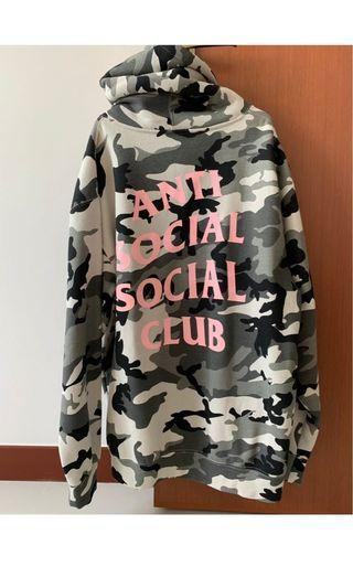 0fcff9796 anti social social club hoodie | Clothes | Carousell Singapore