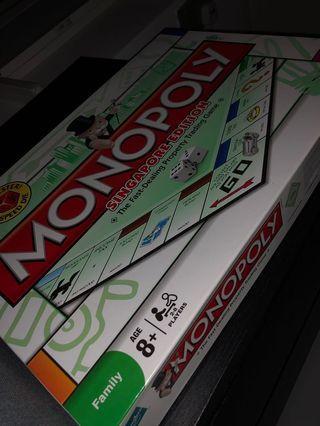 🚚 Monopoly Singapore edition