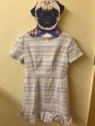 🚚 Stripes Dress