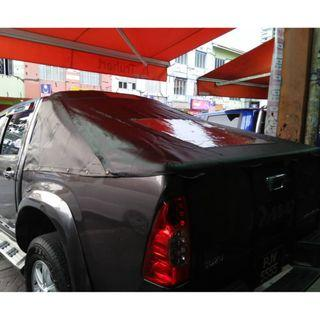 Isuzu DMAX Old (2008-2012) - Canvas