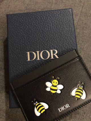 🚚 Dior x Kaws cardholder