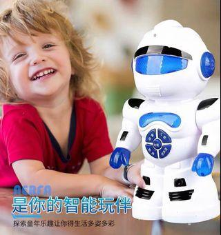 🚚 Remote control intelligent robot warrior storytelling early education children's toy gift Remote control intelligent robot warrior storytelling early education children's toy gift
