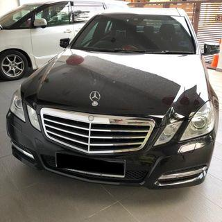 2013 MERCEDES BENZ E250 1.8 CGI (A)[LOCAL SPEC CKD][TIP-TOP CONDITION][PROMOTION] 2013