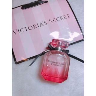 🚚 現貨✨維多利亞的秘密 Victoria's Secret bombshell  50ML 附紙袋