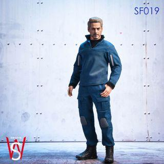PO: Swtoys FS019 1/6 Scale Tong Figure