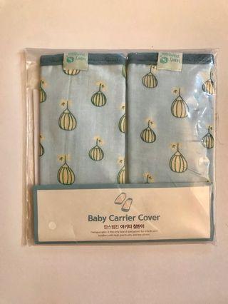 韓國Han's Pumpkin咬咬巾 carrier cover