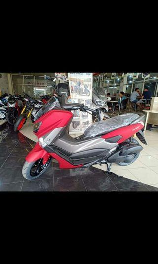 Ready stock motor yamaha