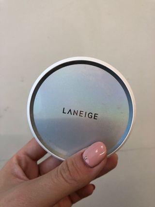 🚚 Laneige 水聚光氣墊粉霜 色號21 即期品2019/9/6